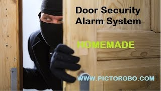 Door Security alarm system